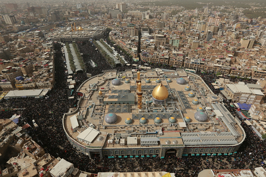 Karbala city tour, Iraq tour package from Bangalore, india