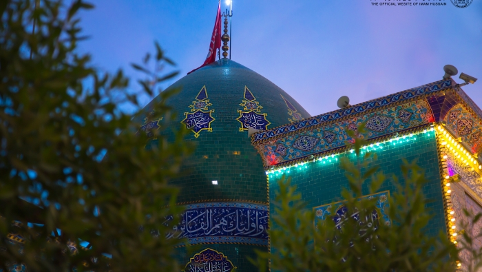 Imam Hussain camp in Karbala, Iraq tour package from Bangalore, india