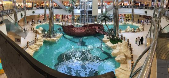 Rashed Mall in saudi arabia tour packages from Bangalore, india