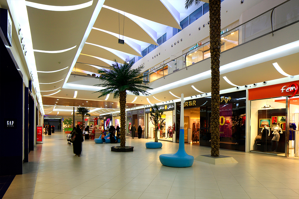 Al Noor Mall in saudi arabia tour packages from Bangalore, india