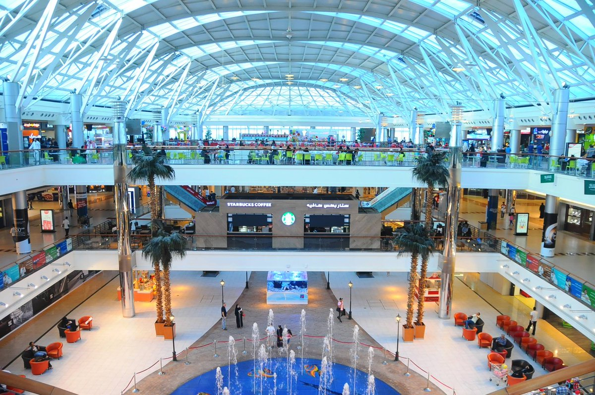 Red Sea Mall in Makkah, saudi arabia ziyarat tour packages from Bangalore, india